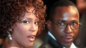 Whitney Houston da Bobby Brown