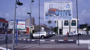 Centro de Bata