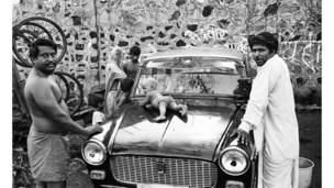 पाबलो बार्थोलोम्यू की मुंबई की श्वेत-श्याम तस्वीरें