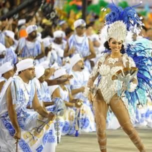 Carnaval no Rio (Getty)