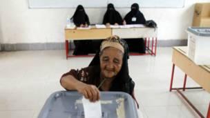 تصويت في عدن