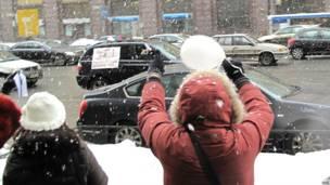 """""""Большой белый круг"""" 26 февраля 2012 года"""
