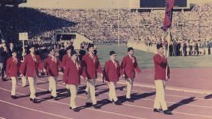 टोक्यो ओलिम्पिक्समा नेपाली सहभागीता