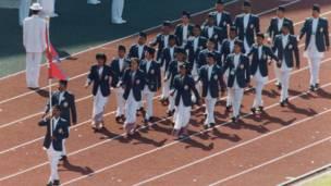 सउल ओलिम्पिक्समा नेपाली सहभागीता