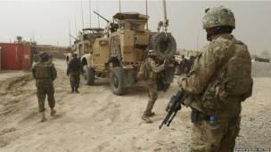 Afghanistan America, kigan gilla