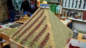 د مسلمانانو بازار