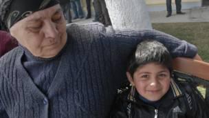 Fotoları Global Voices saytının redaktoru, Britaniyalı jurnalist Onnik Krikorian çəkib