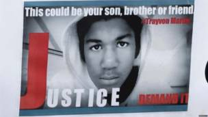 Manifestaciones por Trayvon Martin