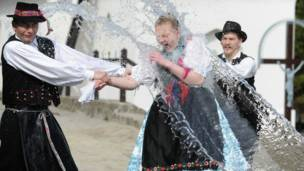 Преддверие Пасхи в Венгрии