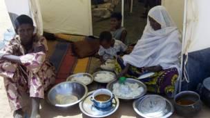 Impunzi z'abanya Mali muri Niger