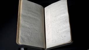 Diario de la expedición Antárctica de Scott