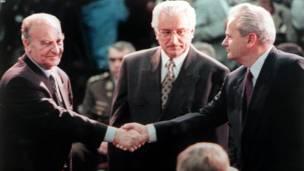 عشرون عاما على اندلاع الحرب في البوسنة