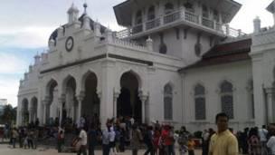 Girgizar kasa a yankin Aceh na Indonesia