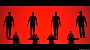 Kraftwerk в Нью-Йорке