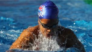 السباحة اشينغ اجولو-بوشيل