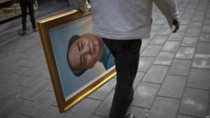 Портрет Мао Цзедуна