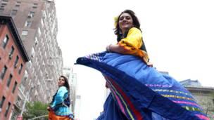 رژه سالانه ایرانیان
