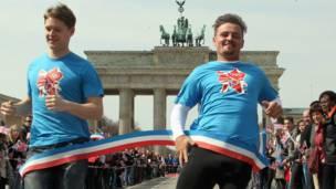 احتفال في برلين