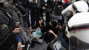 Aparat keamanan Bahrain
