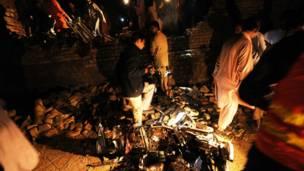 راولپنڈی طیارہ حادثہ