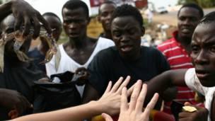 Hotuna: Yadda rayuwa ta ke a nahiyar Afrika