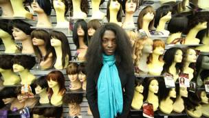 Магазин париков в Брикстоне