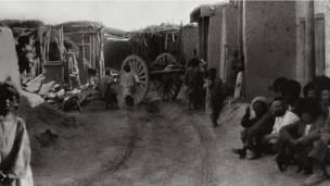 Центральная Азия конца XIX века