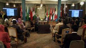 مصر: لقاء الشباب مع الأمين العام للجامعة العربية