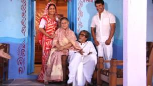 'गंगादेवी' में अमिताभ और जया की जोड़ी