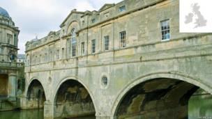 Bath  (Fotos: LOCOG/VisitBritain.com)