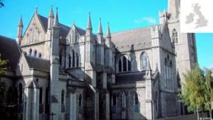 Catedral de St Patrick, Dublin, Irlanda (Foto: Jim Linwood)