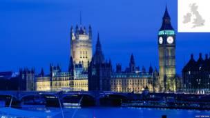 Big Ben e as Casas do Parlamento (Foto VisitBritain.com)