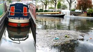 倫敦運河船隊節