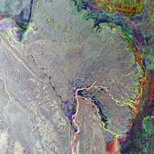 Río Lena. Foto SPL/Barcroft Media.