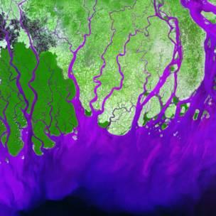 Río Ganges. Foto SPL/Barcroft Media.