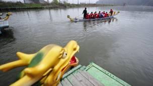 Открытие гребного сезона в Приморском крае. Фото: Smit_Smittyt