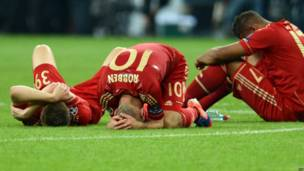 Perdió el Bayern Múnich