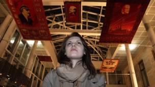 """""""Ночь музеев"""" в Петербурге. Фото: Сергей Чернов"""