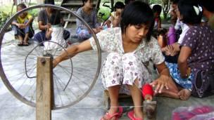 बर्मा भारत की सीमा