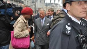 英國王儲查爾斯王子