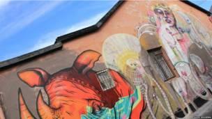 केप टाउन:स्ट्रीट आर्ट