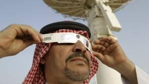 سعودي في الرياض