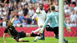 Umusatirizi wa manchester United n'Ubwongereza Danny Welbeck