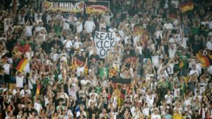 جماهير ألمانية