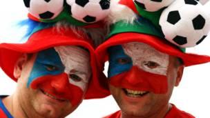 وجوه من بطولة اوروبا 2012