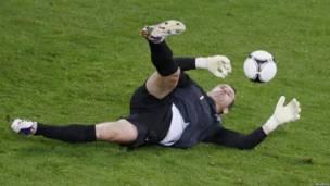 Thủ môn đội Ireland Shay Given