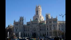 Foto do leitor da BBC Mundo David Figuera, para o tema 'correiosl'