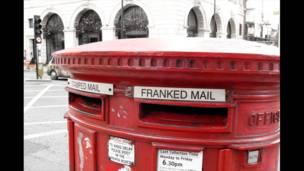 """Foto de un lector de BBC Mundo por el tema """"servicio postal"""""""