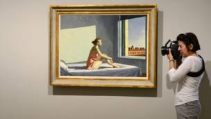 Edward Hopper en Madrid