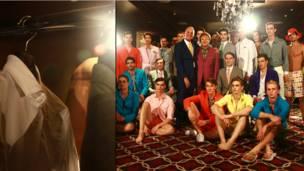 2013春夏伦敦男装周